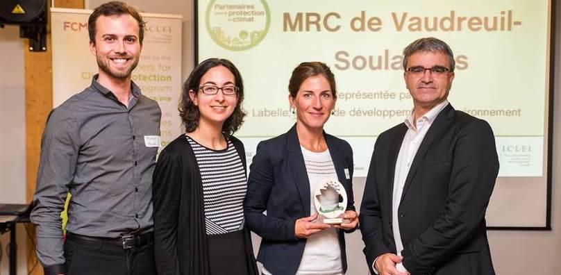 MHoule RGoldstein JLabelle de la MRC et JLacroix photo courtoisie MRCVS