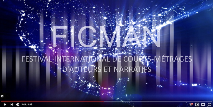 extrait video YouTube presentation festival Ficman via chaine ACassa