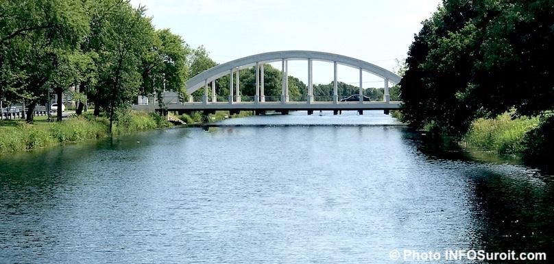 pont Salaberry ou pont Blanc a Valleyfield photo INFOSuroit