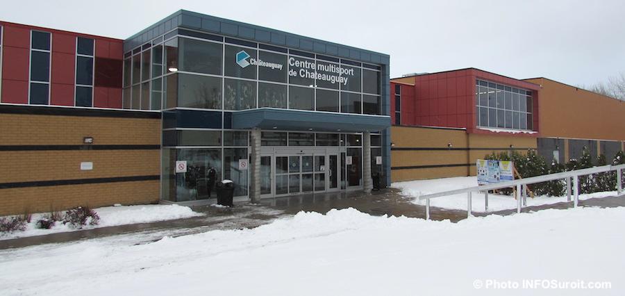 Centre Multisports de Chateauguay arena nov218 photo INFOSuroit