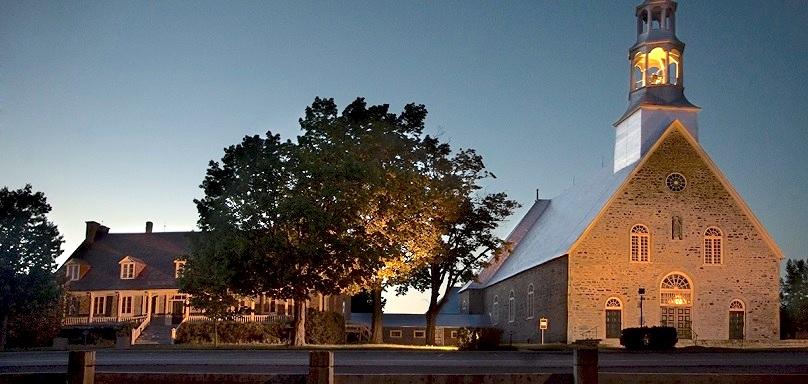 Eglise Ste-Marguerite-de-Blairfindie L_Acadie a St-Jean-sur-Richelieu photo Emilie_Gaudreault via musee regional VS