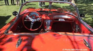 expo 2018 Club Corvette Valleyfield voitures anciennes photo INFOSuroit