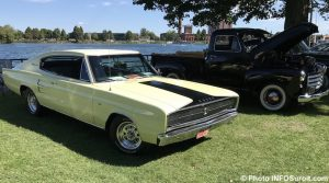 expo voitures anciennes antiques et modifiees 2018 Valleyfield Charger et pick-up photo INFOSuroit
