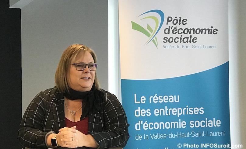 lancement campagne economie sociale JBrunet DG DEVVS photo INFOSuroit