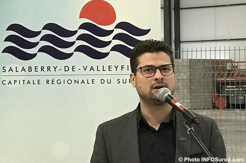 maire Miguel_Lemieux chez Valdev 19nov2018 photo INFOSuroit