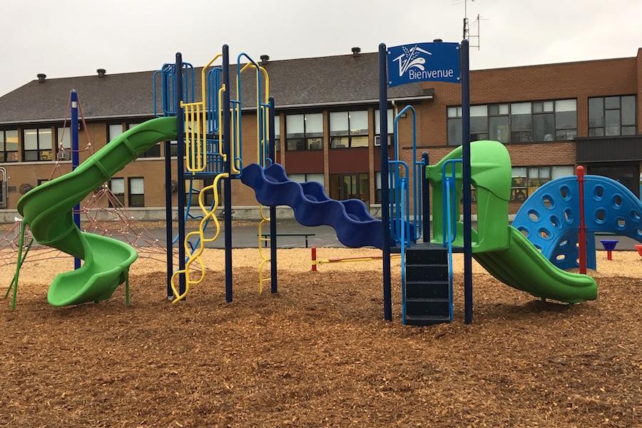 module jeux d_enfants parc-ecole Omer-Seguin photo via SLG