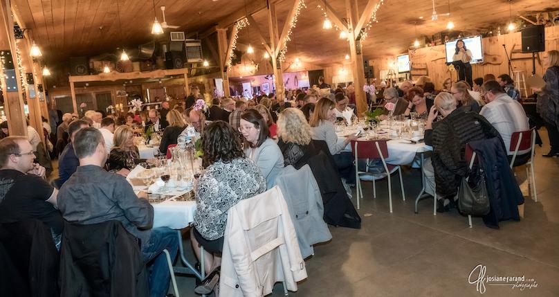 souper viandes sauvages 2018 Cabane MBesner pour Fondation Maison soins palliatifs VS photo Josiane_Farand