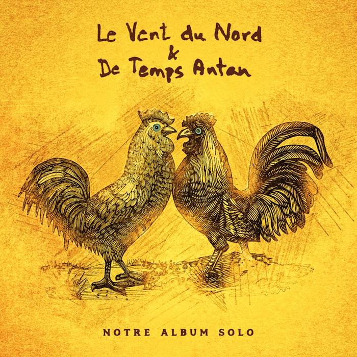 Le_vent_du_nord et De_temps_Antan pochette Notre _album_Solo visuel courtoisie