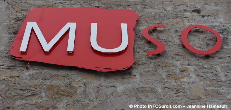 MUSO musee a Valleyfield enseigne dec2018 photo INFOSuroit-Jeannine_Haineault