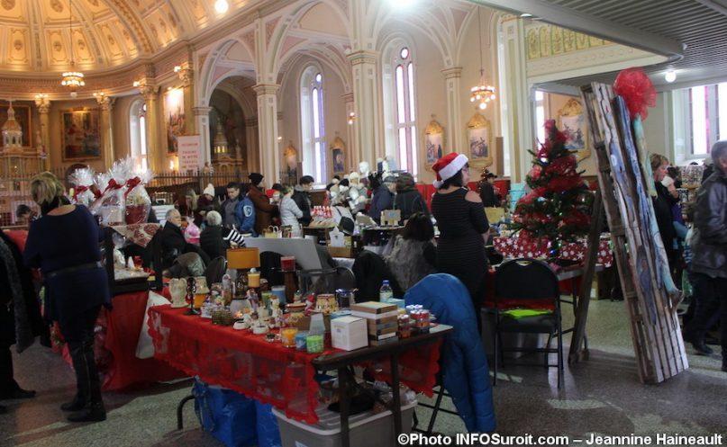 Marche de Noel 2018 a St-Louis-de-Gonzague photo Jeannine-Haineault pour INFOSuroit