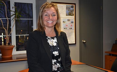 Nancy_Poirier nouvelle directrice generale de la Ville de Chateauguay photo courtoisie Ville de Chateauguay