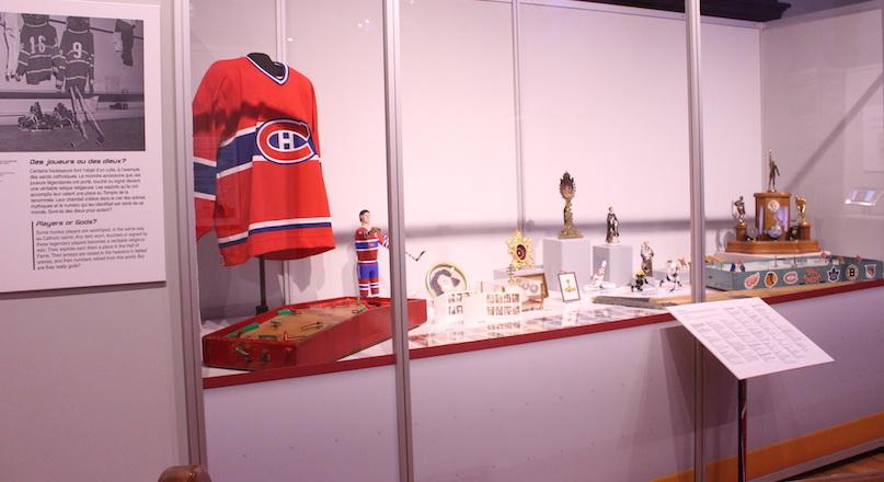 expo Amen_nous_la_coupe artefacts trophees a voir au MUSO photo INFOSuroit-J_Haineault