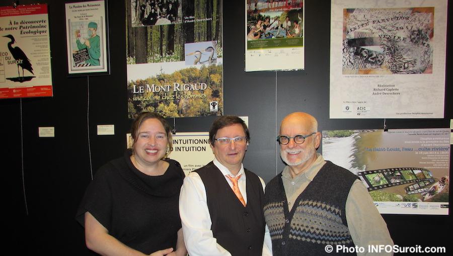 remise Prix Reynald-Piche a Andre_Desrochers avec CBedard et RPayant de Csur_la_tele dec2018 photo INFOSuroit - copie