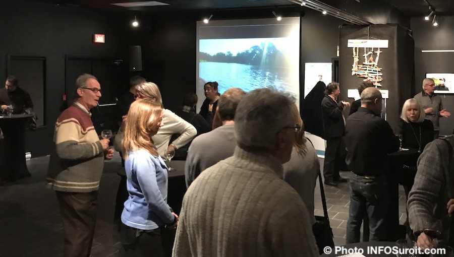 soiree remise Prix reynald_piche 2018 a Andre_Desrochers photo INFOSuroit