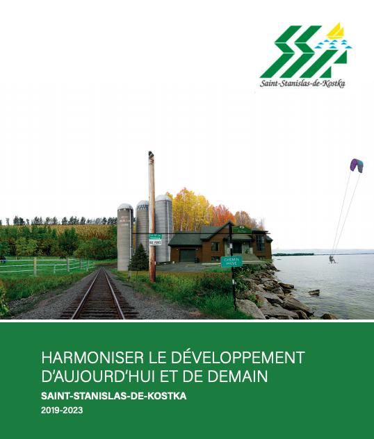 Plan strategique 2019-2023 Municipalite de St-Stanislas-de-Kostka