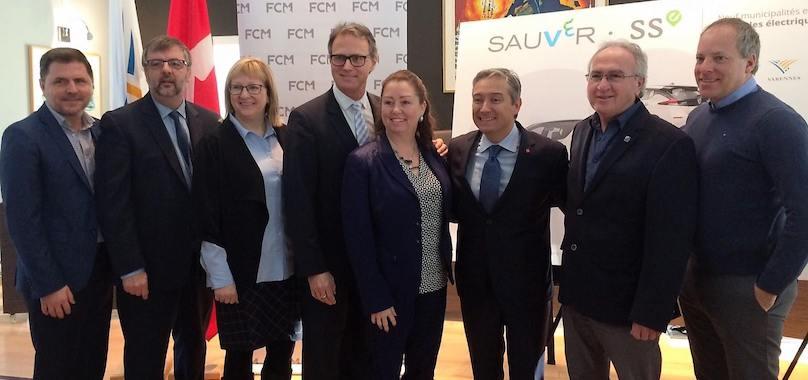 annonce projet SAUVeR annonce 14jan2019 a Varennes photo via YHR Environnement