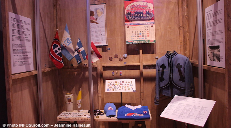 exposition Amen nous la coupe au MUSO hockey photo JHaineault INFOSuroit