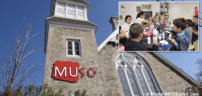 MUSO musee a Valleyfield Photo INFOSuroit et atelier semaine de relache photo MUSO