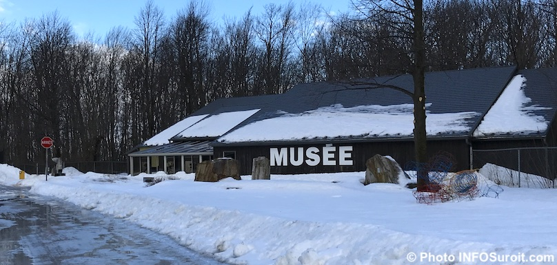 Musee quebecois archeologie Pointe-du-Buisson Beauharnois fev2019 photo INFOSuroit