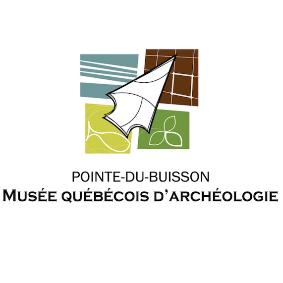 logo Musee quebecois archeologie Pointe-du-Buisson