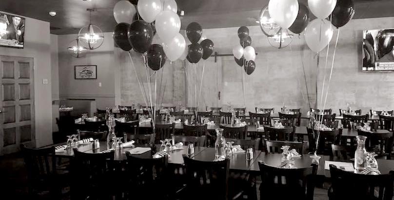 soiree Noir et Blanc chez DEZ souper benfice pour OVPAC photo courtoisie