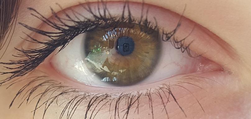 yeux oeil vue sondage opinion photo Bruloos via Pixabay CC0 et INFOSuroit