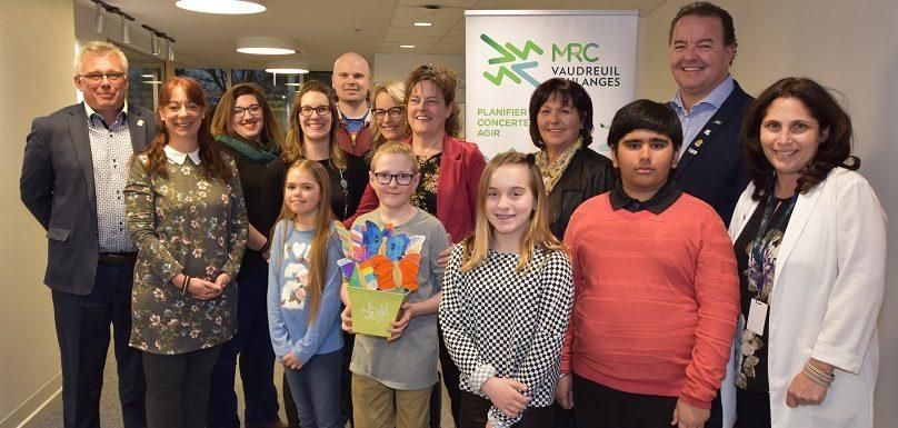 Journees perseverance scolaire gagnants photo via MRCVS
