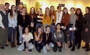 Musee_regional VS artistes en herbe 2019 gagnants du secondaire photo MRVS
