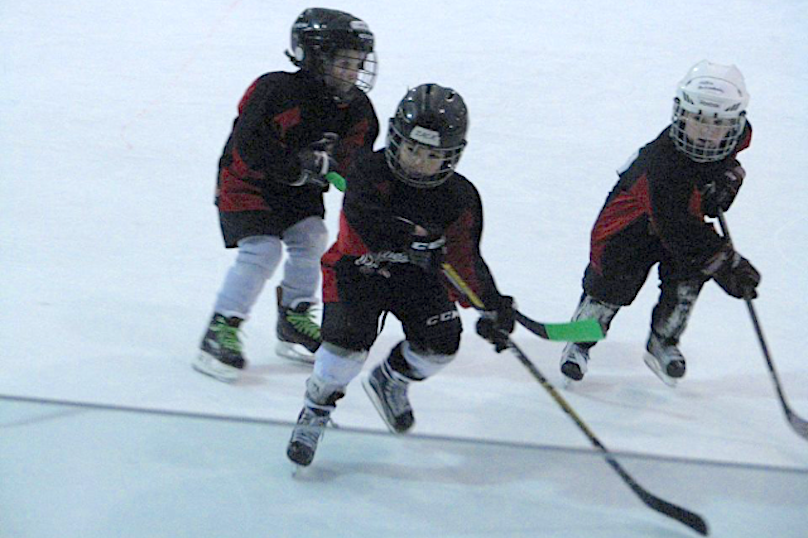 braves valleyfield hocky mineur novice MAHG photo MTCB via INFOSuroit