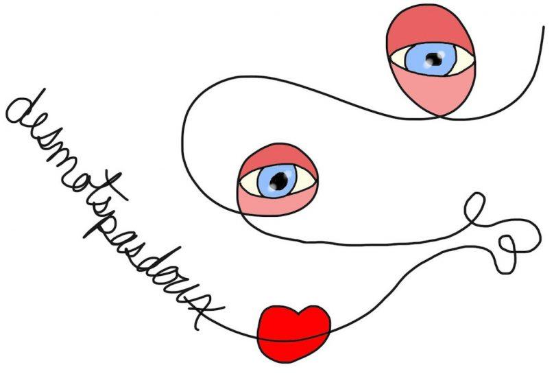 logo DesMotsPasDoux courtoisie AdeleMajor