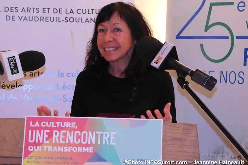 Carole_Trottier-colloque-Les_Arts_et_la_Ville-2019-a-Vaudreuil-Dorion-160419-photo-JH-INFOSuroit