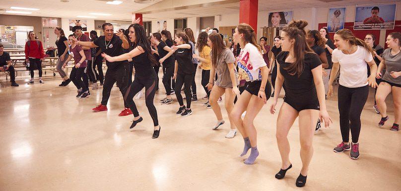 Festival Acces Danse 2019 Chateauguay atelier formation danseurs photo courtoisie VC