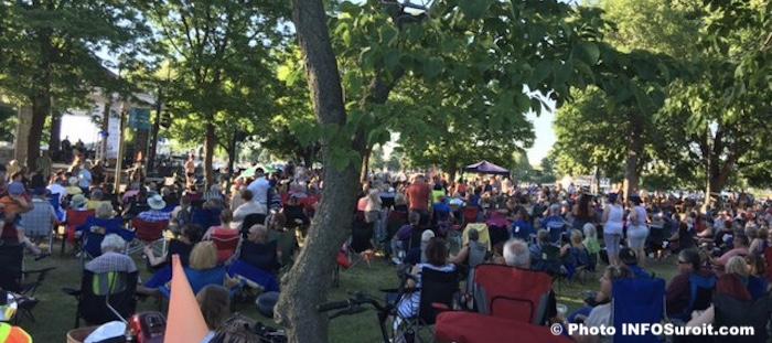 Mardis en musique a Valleyfield juillet 2018 photo INFOSuroit