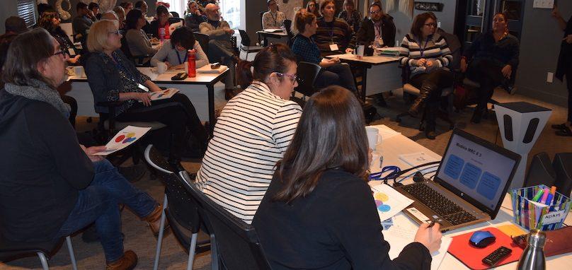 comite travail nouvelle gouvernance Developpement social photo via MRC BhS