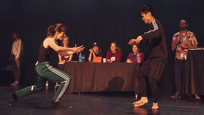 dance battle Festival Acces Danse 2019 Chateauguay photo via VC