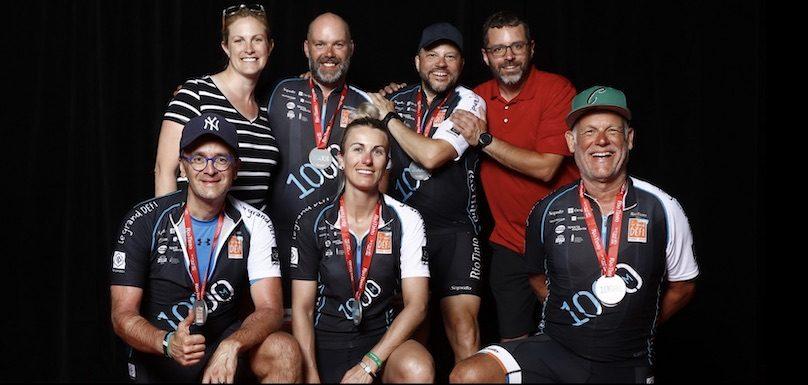 equipe des cyclistes de La_Coop federee pour Defi_Pierre_Lavoie 2018 photo courtoisie Coop