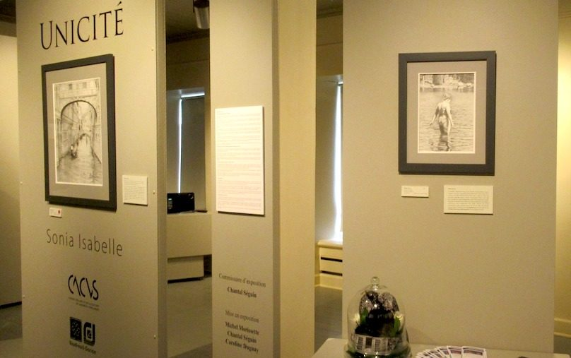 exposition Unicite de Sonia_Isabelle au Musee Regional VS photo courtoisie MRVS