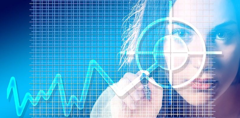 succes croissance femme tableau graphique visuel geralt via Pixabay et INFOSuroit