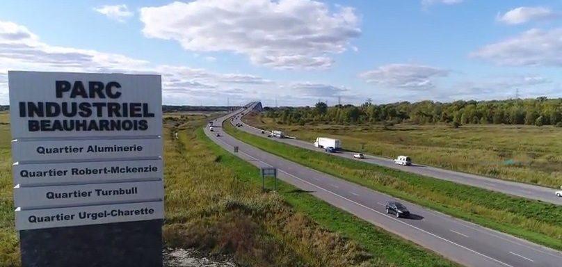 Bilan-2017-des-realisations-Ville-Beauharnois-Parc-industriel-extrait-YouTube-VB
