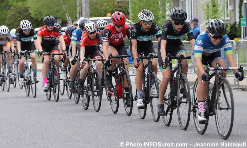 Criterium Beauharnois 2019 jeunes cyclistes U H photo JHaineault INFOSuroit