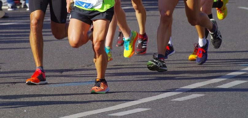 course a pied marathon espadrilles running shoe photo 995645 via Pixabay et INFOSuroit