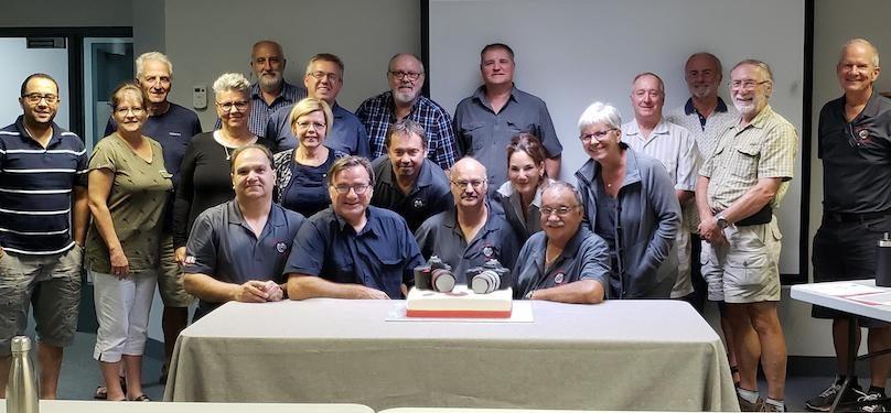 des membres du Club Photo Valleyfield photo courtoisie