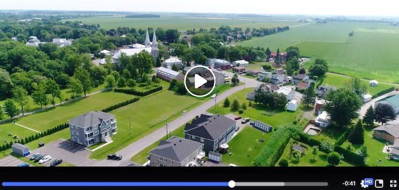 extrait video promotionnelle St-Louis-de-Gonzague De tout pour tous les gouts