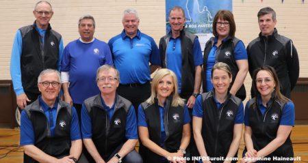 membres comite organisateur Triathlon scolaire 2019 photo JH INFOSuroit