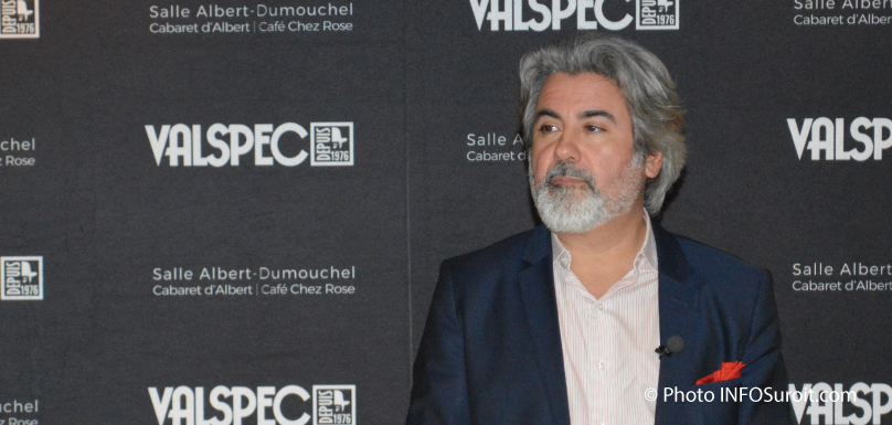 pablo rodriguez valspec fonds representation arts 2019 photo infosuroit