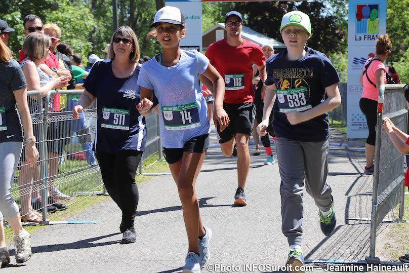 Defi_FRAS 2019 course 1km 12 ans et plus photo JHaineault INFOSuroit