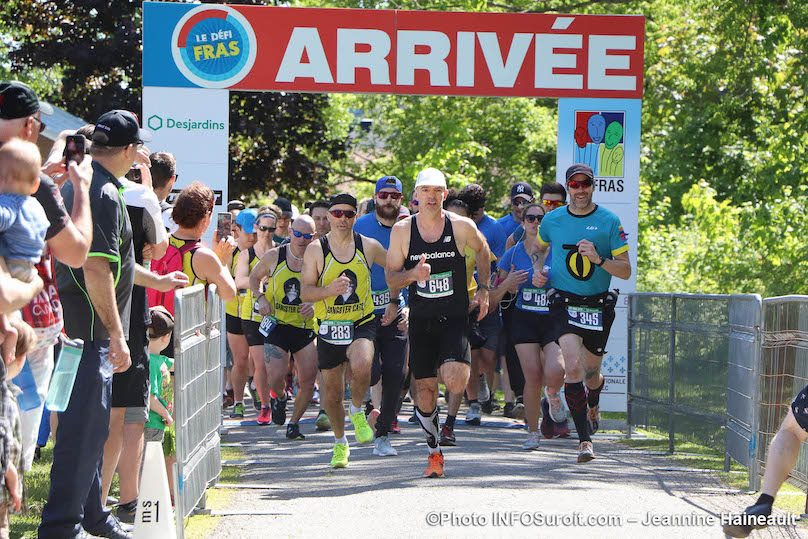 Defi_FRAS 2019 depart 5km photo JHaineault INFOSuroit
