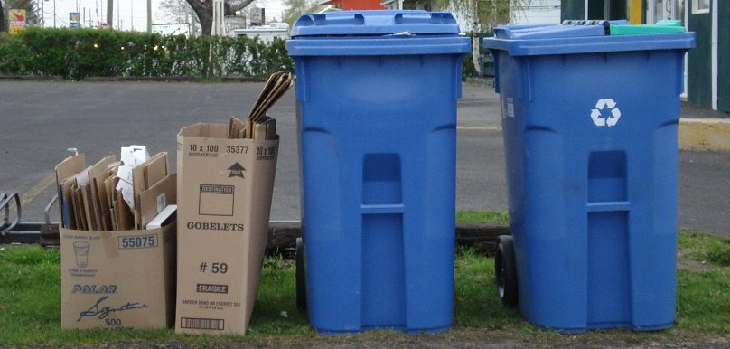 Surplus de carton photo via MRC Beauharnois-Salaberry