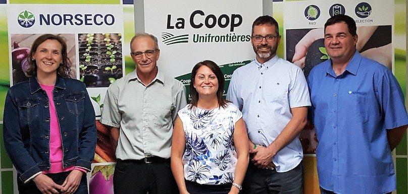 annonce Norseco Coop Unifrontieres juin 2019 photo courtoisie Coop publiee par INFOSuroit
