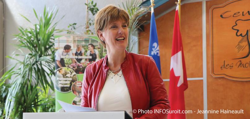 marie-claude-bibeau-ministre-agriculture-centre-csvt-photo-JHaineault-infosuroit